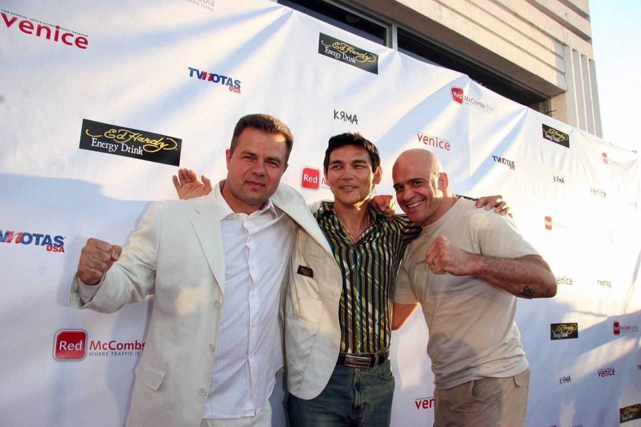 Photos © 2006 Rafael Lanus:  Shut up and Shoot Premiere and after party held in Bevely HIlls California on June 27, 2006   Credit: Rafa Lanus